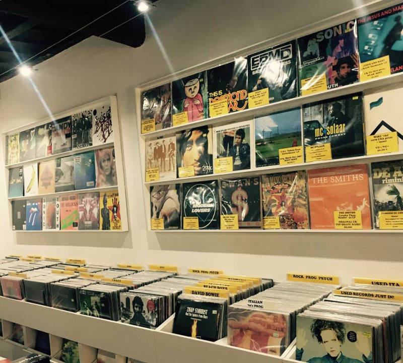 Record store of the week: Radiation Records (Rome)