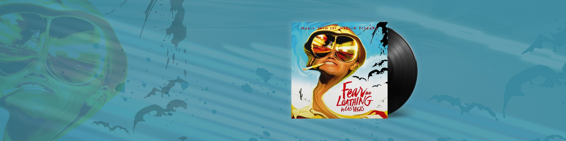 ORIGINAL SOUNDTRACK - FEAR AND LOATHING IN LAS VEGAS