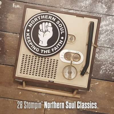 VARIOUS ARTISTS - KEEPING THE FAITH / 28 STOMPIN' NORTHERN SOUL CLASSICS