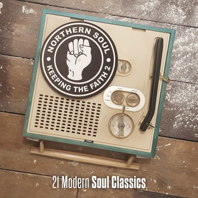 VARIOUS ARTISTS - KEEPING THE FAITH 2 / 21 MODERN SOUL CLASSICS