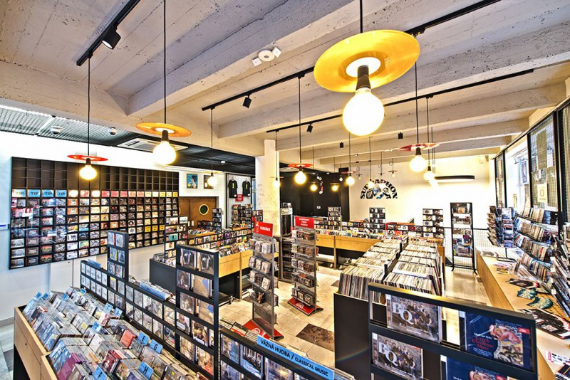 Record store of the week: Supraphon Musicpoint (Prague)