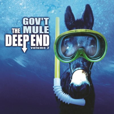 GOV'T MULE - THE DEEP END VOL.2