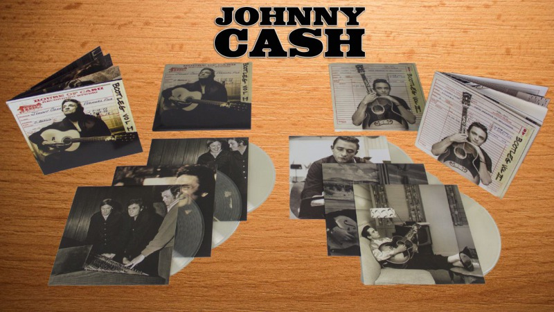 Johnny Cash's Personal Files