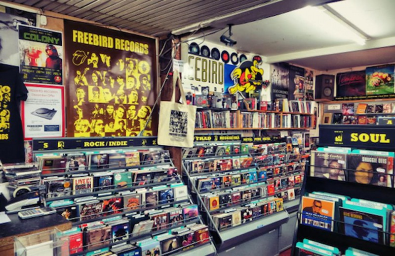 Record store of the week: Freebird Records (Dublin)