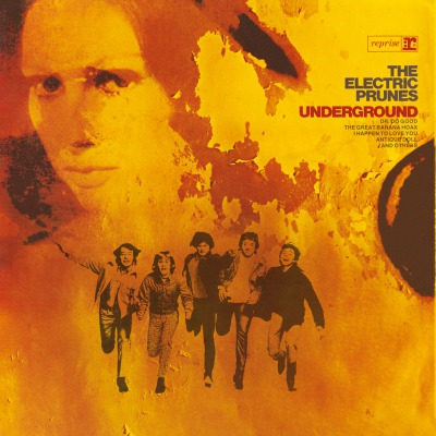 THE ELECTRIC PRUNES - UNDERGROUND (MONO)