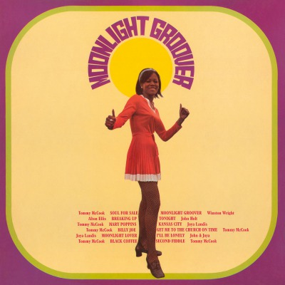 VARIOUS ARTISTS - MOONLIGHT GROOVER