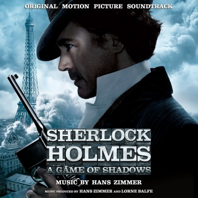 OST - SHERLOCK HOLMES: A GAME OF SHADOWS (HANS ZIMMER)