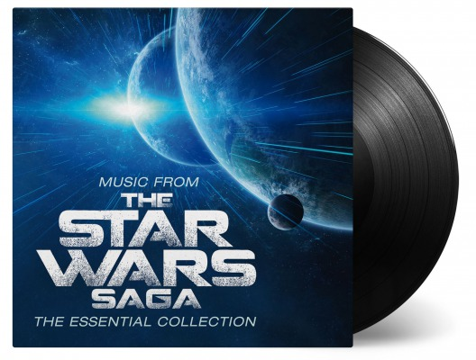 OST (ROBERT ZIEGLER) - MUSIC FROM THE STAR WARS SAGA - THE ESSENTIAL COLLECTION
