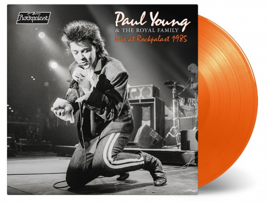 PAUL YOUNG & THE ROYAL FAMILY - LIVE AT ROCKPALAST 1985