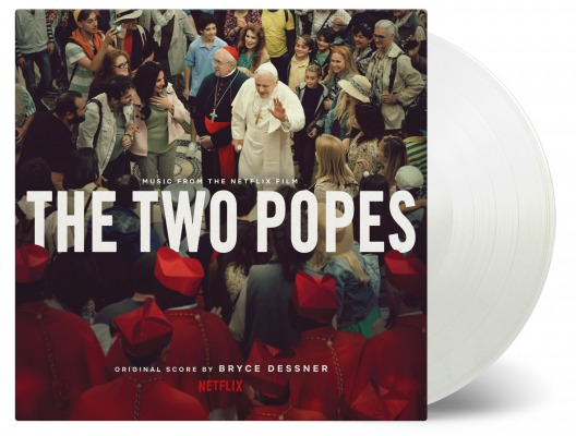 OST -  THE TWO POPES (BRYCE DESSNER)