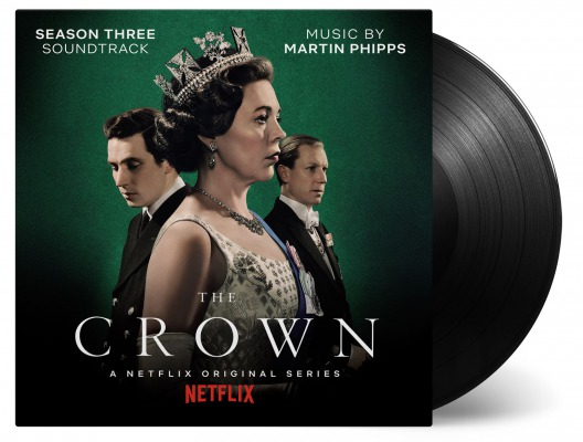 OST - THE CROWN: SEASON 3