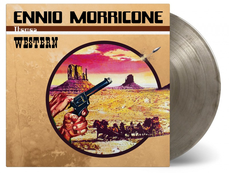 Limited Edition on gun-smoke Coloured Vinyl