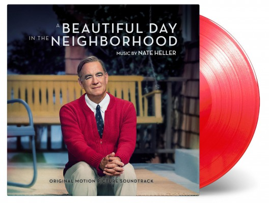 OST -  A BEAUTIFUL DAY IN THE NEIGHBORHOOD (NATE HELLER)