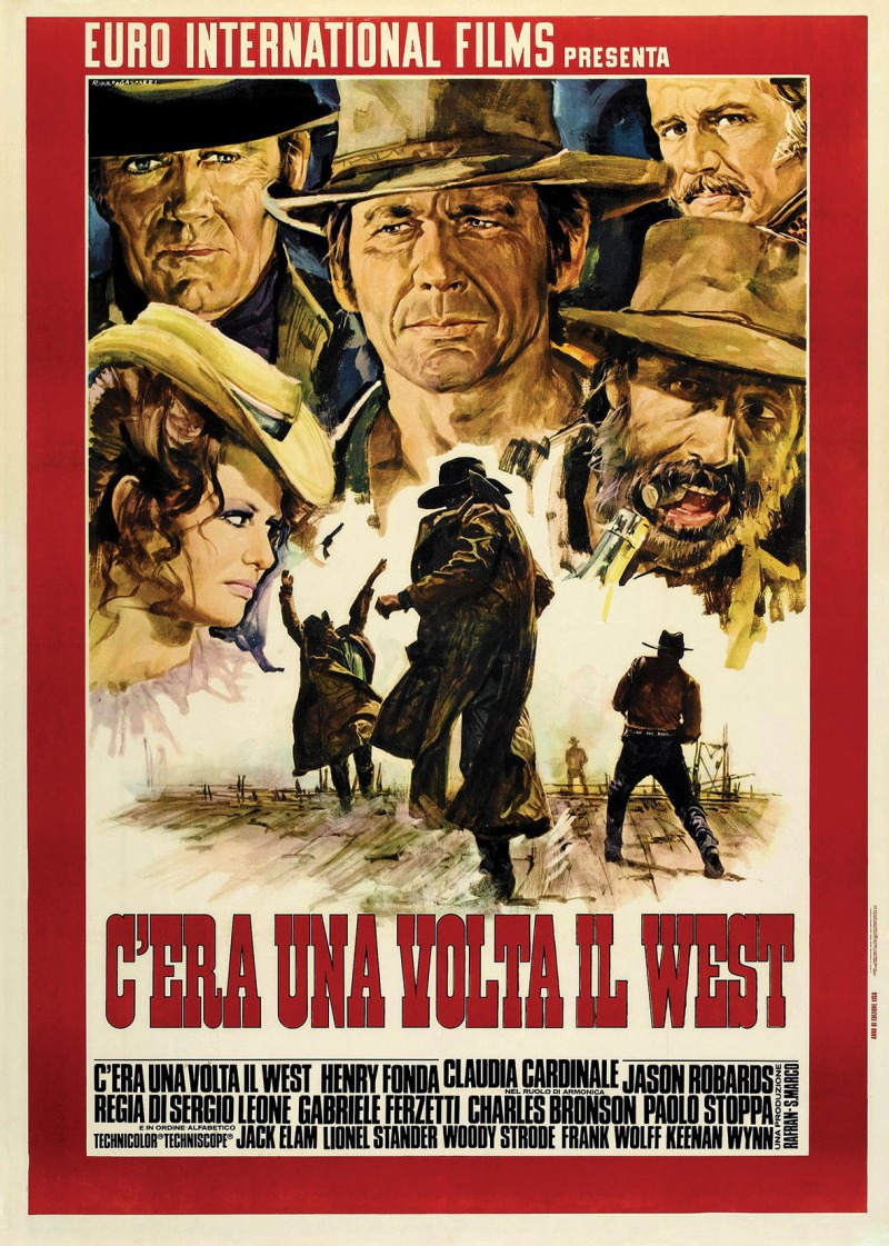 Side C: 1 - Once Upon a Time in the West / C'era Una Volta Il West