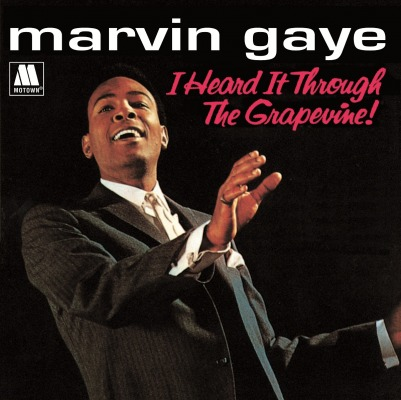 Marvin Gaye I Heard It Though The GrapevineYoure Whats HappeningIn The World Today