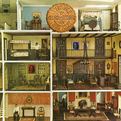 JOHN CALE AND TERRY RILEY - CHURCH OF ANTHRAX