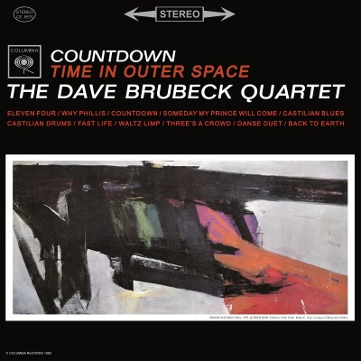 DAVE BRUBECK - COUNTDOWN:TIME IN OUTER SPACE