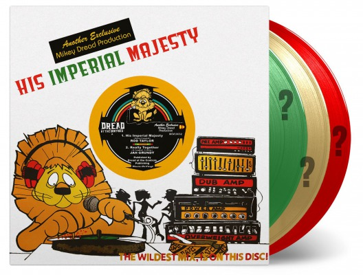 MIKEY DREAD PRODUCTION (VARIOUS)  - HIS IMPERIAL MAJESTY