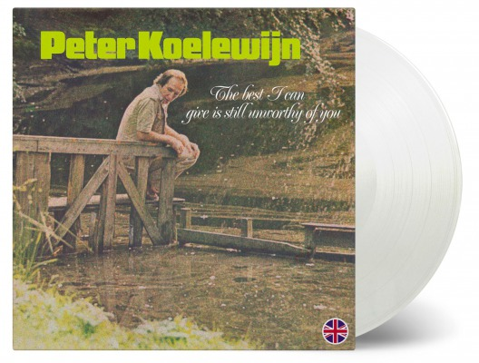 PETER KOELEWIJN - THE BEST I CAN GIVE IS STILL UNWORTHY OF YOU