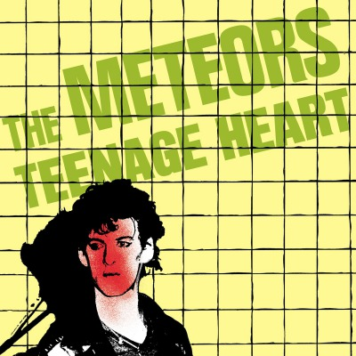 THE METEORS - TEENAGE HEART