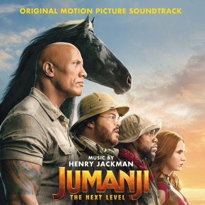 OST - JUMANJI: THE NEXT LEVEL (HENRY JACKMAN)