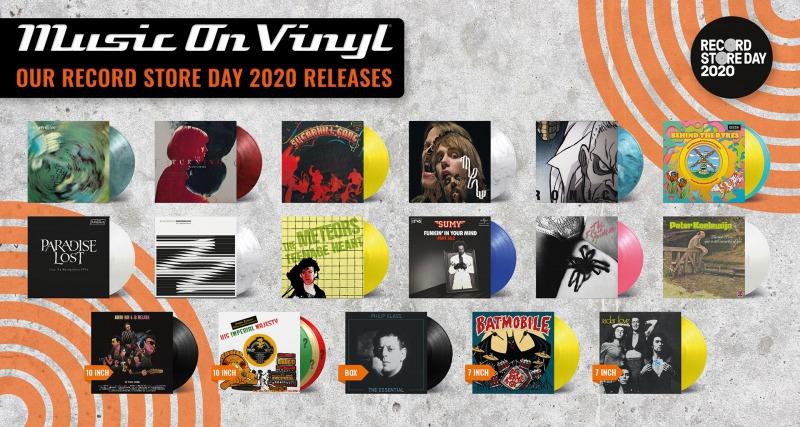 Record Store Day 2020 - Moved to June 20