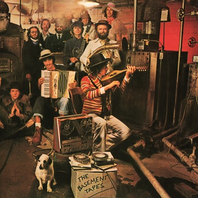 BOB DYLAN & THE BAND - BASEMENT TAPES