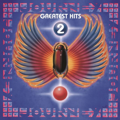 JOURNEY - GREATEST HITS VOL.2
