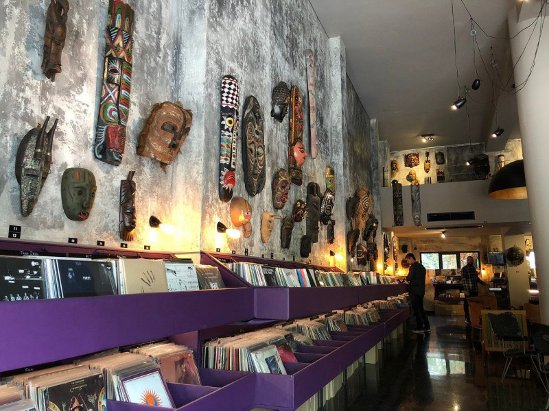 Record store of the week: Underflow Record Store & Art Gallery (Athens)