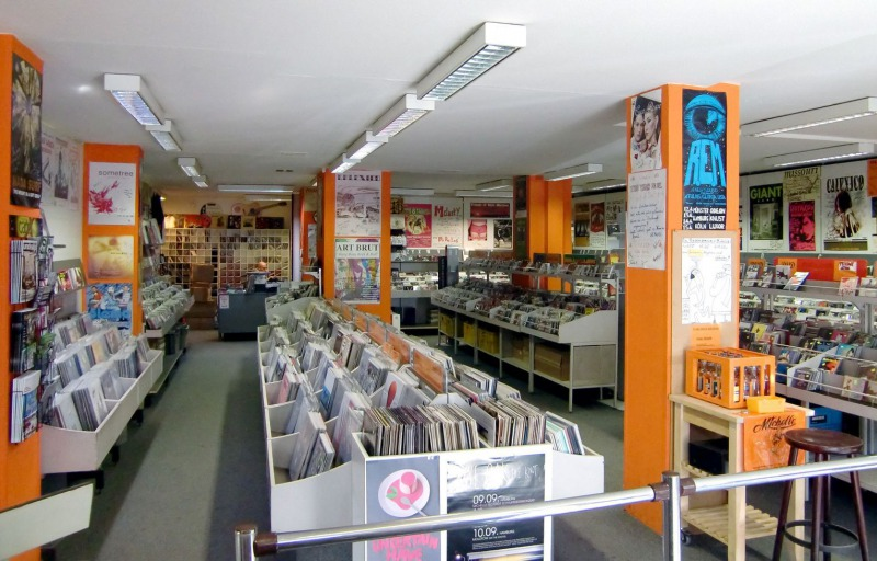 Record store of the week: Michelle Records (Hamburg)