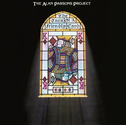 THE ALAN PARSONS PROJECT - TURN OF A FRIENDLY CARD