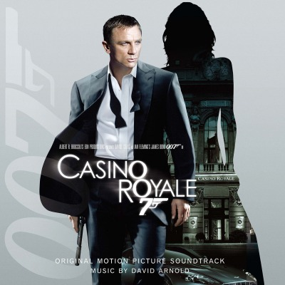 OST -  CASINO ROYALE (DAVID ARNOLD)