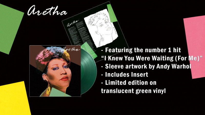 "Aretha Franklin - Aretha ""The Making of"""