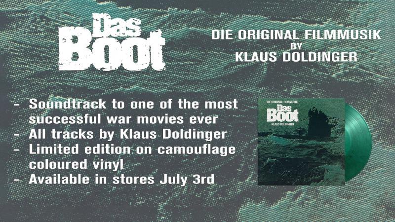 Das Boot Original Soundtrack The Making Of - Music On Vinyl