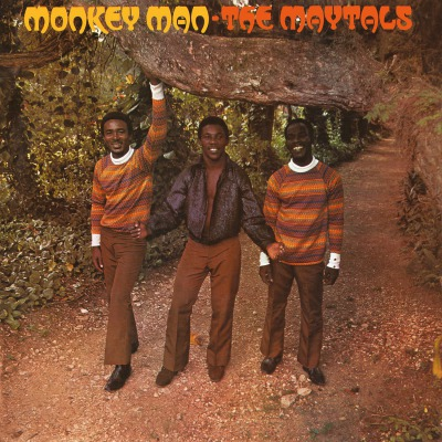 THE MAYTALS - MONKEY MAN
