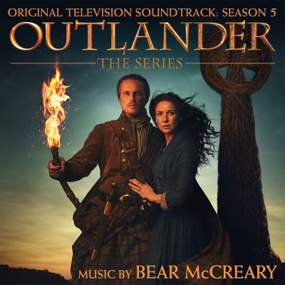 ORIGINAL SOUNDTRACK -  OUTLANDER SEASON 5 (BEAR MCCREARY)