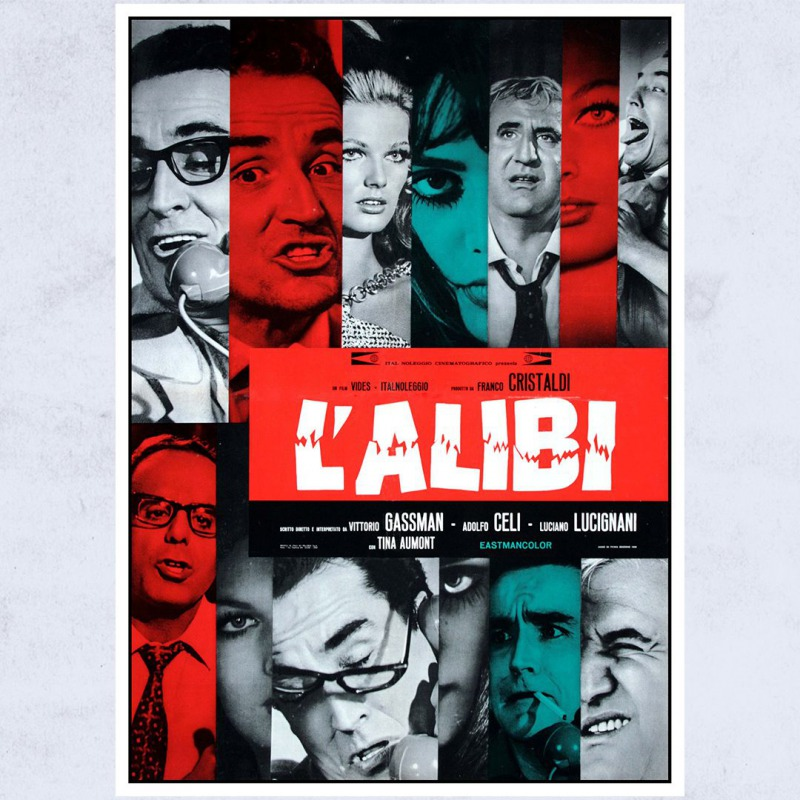 "SIDE D: 1 - THE ALIBI / L'ALIBI (SHAKE N° 3) FROM ""L'ALIBI"""