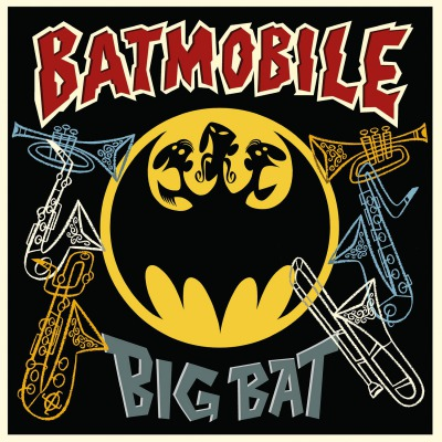 BATMOBILE - BIG BAT