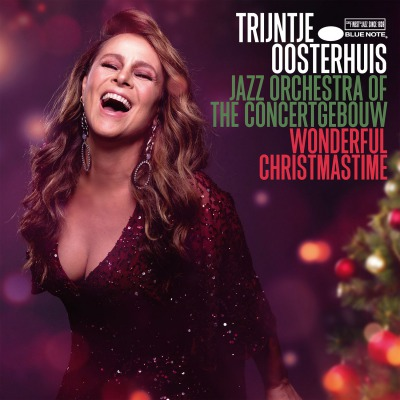 TRIJNTJE OOSTERHUIS & JAZZ ORCHESTRA OF THE CONCERTGEBOUW - WONDERFUL CHRISTMASTIME