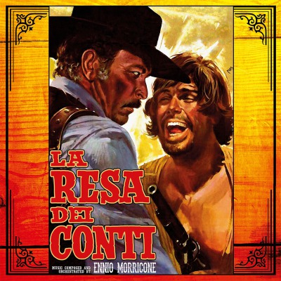 ENNIO MORRICONE -  LA RESA DEI CONTI / THE BIG GUNDOWN (OST)