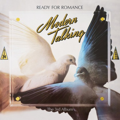 MODERN TALKING - READY FOR ROMANCE (THE 3RD ALBUM)