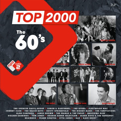 VARIOUS ARTISTS - TOP 2000 THE 60'S