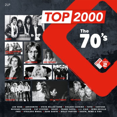 VARIOUS ARTISTS - TOP 2000 THE 70'S