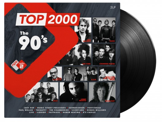 VARIOUS ARTISTS - TOP 2000 THE 90'S