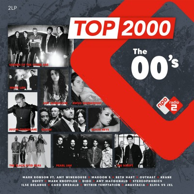 VARIOUS ARTISTS - TOP 2000 THE 00'S