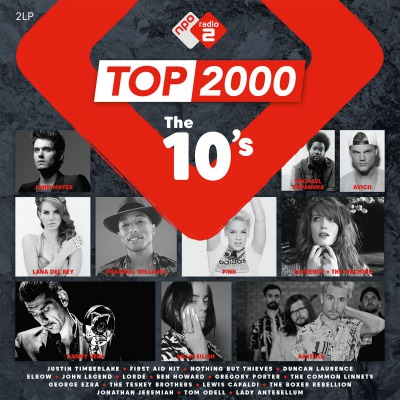 VARIOUS ARTISTS - TOP 2000 THE 10'S
