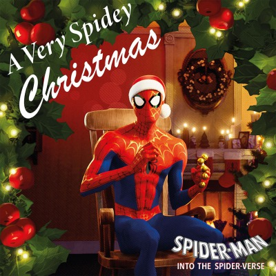 VARIOUS ARTISTS - A VERY SPIDEY CHRISTMAS