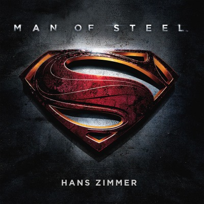 ORIGINAL SOUNDTRACK - MAN OF STEEL (HANS ZIMMER)