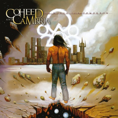 COHEED AND CAMBRIA - NO WORLD FOR TOMORROW  =GOOD APOLLO, I'M BURNING STAR IV, VOLUME TWO=