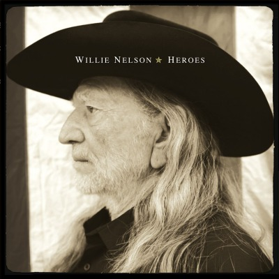 WILLIE NELSON - HEROES